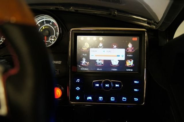 Электромобиль Mercedes-Benz GL63 AMG LUXURY 4WD (колеса резина, сиденье кожа, пульт, музыка)